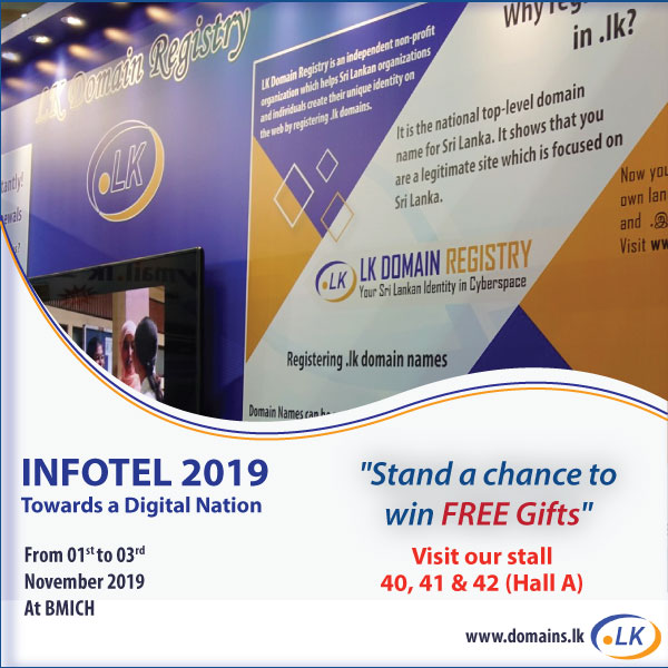 INFOTEL 2019 Exhibition